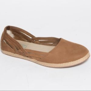 Ugg Size 10 Tippie Shoes Chestnut Casual Loafers
